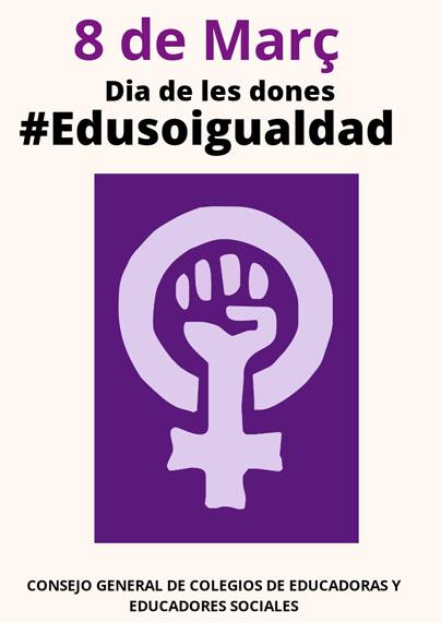 Posicionament Del Cgcees Pel 8 De Març Dia Internacional De La Dona